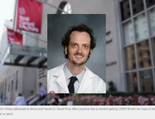 In Viral Video, Weill Cornell Physician Dispels Rumors and Provides Practical Tips for COVID-19 Pandemic